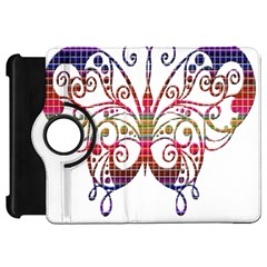 Butterfly Nature Abstract Beautiful Kindle Fire Hd 7  by Nexatart