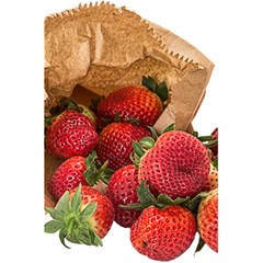 Strawberries Fruit Food Delicious 5 5  X 8 5  Notebooks by Nexatart