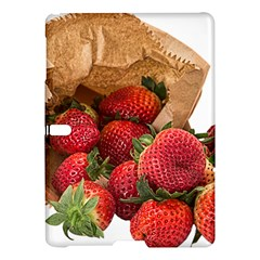 Strawberries Fruit Food Delicious Samsung Galaxy Tab S (10 5 ) Hardshell Case  by Nexatart