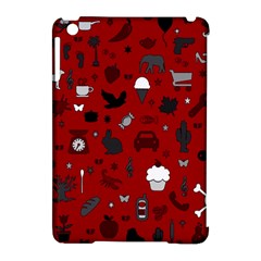 Rebus Apple Ipad Mini Hardshell Case (compatible With Smart Cover) by Valentinaart