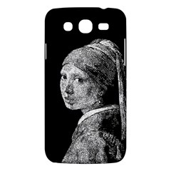 The Girl With The Pearl Earring Samsung Galaxy Mega 5 8 I9152 Hardshell Case  by Valentinaart