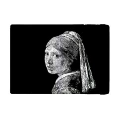 The Girl With The Pearl Earring Ipad Mini 2 Flip Cases by Valentinaart