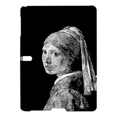 The Girl With The Pearl Earring Samsung Galaxy Tab S (10 5 ) Hardshell Case  by Valentinaart