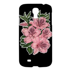 Orchid Samsung Galaxy S4 I9500/i9505 Hardshell Case by Valentinaart