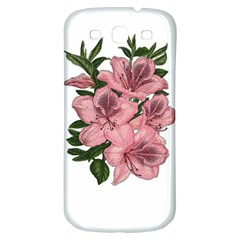Orchid Samsung Galaxy S3 S Iii Classic Hardshell Back Case by Valentinaart