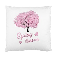 Spring Blossom  Standard Cushion Case (one Side) by Valentinaart