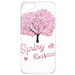 Spring Blossom  Apple Iphone 5 Classic Hardshell Case by Valentinaart