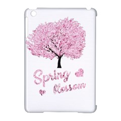 Spring Blossom  Apple Ipad Mini Hardshell Case (compatible With Smart Cover) by Valentinaart