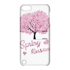 Spring Blossom  Apple Ipod Touch 5 Hardshell Case With Stand by Valentinaart