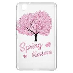 Spring Blossom  Samsung Galaxy Tab Pro 8 4 Hardshell Case by Valentinaart