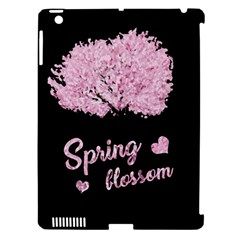 Spring Blossom  Apple Ipad 3/4 Hardshell Case (compatible With Smart Cover) by Valentinaart