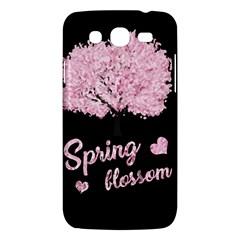 Spring Blossom  Samsung Galaxy Mega 5 8 I9152 Hardshell Case  by Valentinaart
