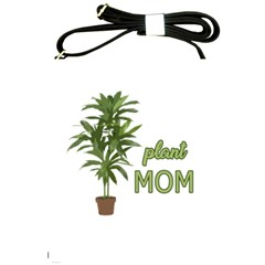 Plant Mom Shoulder Sling Bags by Valentinaart