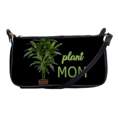 Plant Mom Shoulder Clutch Bags by Valentinaart