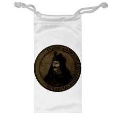 Count Vlad Dracula Jewelry Bag by Valentinaart