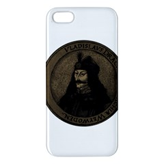 Count Vlad Dracula Iphone 5s/ Se Premium Hardshell Case by Valentinaart