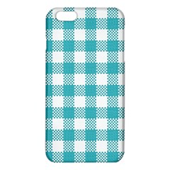 Plaid Pattern Iphone 6 Plus/6s Plus Tpu Case by ValentinaDesign