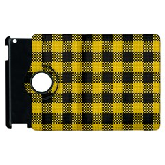 Plaid Pattern Apple Ipad 3/4 Flip 360 Case by ValentinaDesign