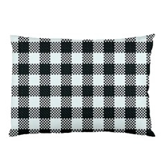Plaid Pattern Pillow Case by ValentinaDesign