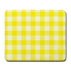 Plaid Pattern Large Mousepads by ValentinaDesign