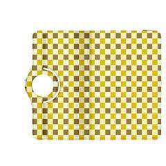 Plaid Pattern Kindle Fire Hdx 8 9  Flip 360 Case by ValentinaDesign