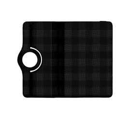 Plaid Pattern Kindle Fire Hdx 8 9  Flip 360 Case by ValentinaDesign