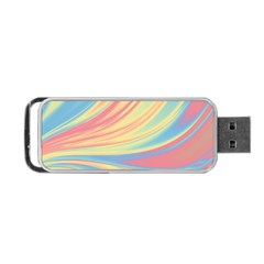 Colors Portable Usb Flash (two Sides) by ValentinaDesign