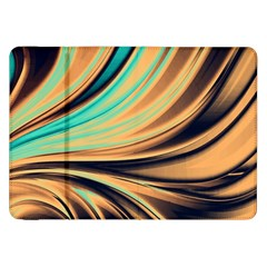 Colors Samsung Galaxy Tab 8 9  P7300 Flip Case by ValentinaDesign
