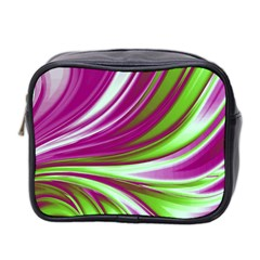 Colors Mini Toiletries Bag 2 Side by ValentinaDesign