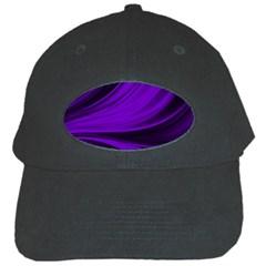 Colors Black Cap by ValentinaDesign