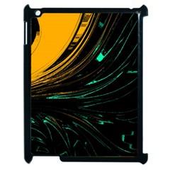 Colors Apple Ipad 2 Case (black) by ValentinaDesign