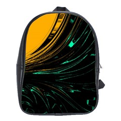 Colors School Bags (xl)  by ValentinaDesign