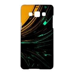 Colors Samsung Galaxy A5 Hardshell Case  by ValentinaDesign