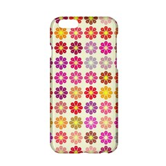Multicolored Floral Pattern Apple Iphone 6/6s Hardshell Case by linceazul
