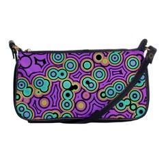 Bubble Fun 17e Shoulder Clutch Bags by MoreColorsinLife