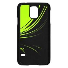 Colors Samsung Galaxy S5 Case (black) by ValentinaDesign