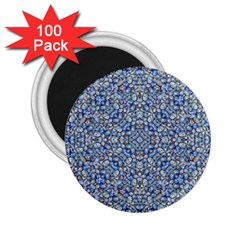 Geometric Luxury Ornate 2 25  Magnets (100 Pack)  by dflcprints