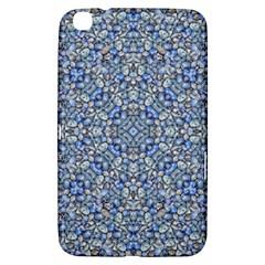 Geometric Luxury Ornate Samsung Galaxy Tab 3 (8 ) T3100 Hardshell Case  by dflcprints