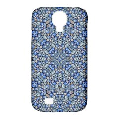 Geometric Luxury Ornate Samsung Galaxy S4 Classic Hardshell Case (pc+silicone) by dflcprints