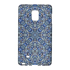 Geometric Luxury Ornate Galaxy Note Edge by dflcprints