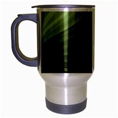 Colors Travel Mug (silver Gray) by ValentinaDesign