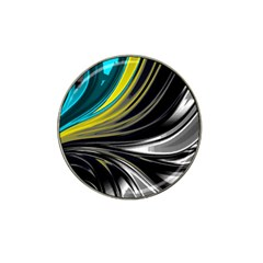 Colors Hat Clip Ball Marker (4 pack) by ValentinaDesign