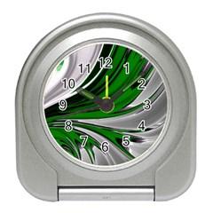 Colors Travel Alarm Clocks by ValentinaDesign