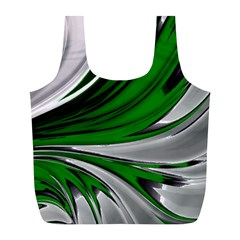 Colors Full Print Recycle Bags (l)  by ValentinaDesign