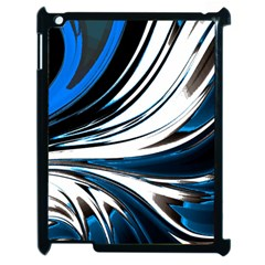 Colors Apple Ipad 2 Case (black) by ValentinaDesign
