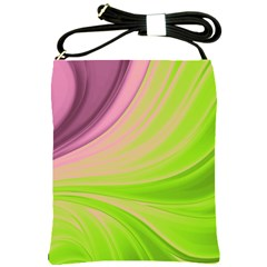 Colors Shoulder Sling Bags by ValentinaDesign