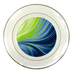 Colors Porcelain Plates by ValentinaDesign