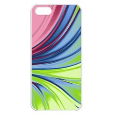 Colors Apple Iphone 5 Seamless Case (white) by ValentinaDesign