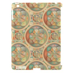 Complex Geometric Pattern Apple Ipad 3/4 Hardshell Case (compatible With Smart Cover) by linceazul