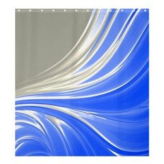 Colors Shower Curtain 66  X 72  (large)  by ValentinaDesign